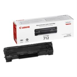 Canon 712 Black Toner Cartridge